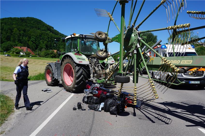 B463 Unfall Heute