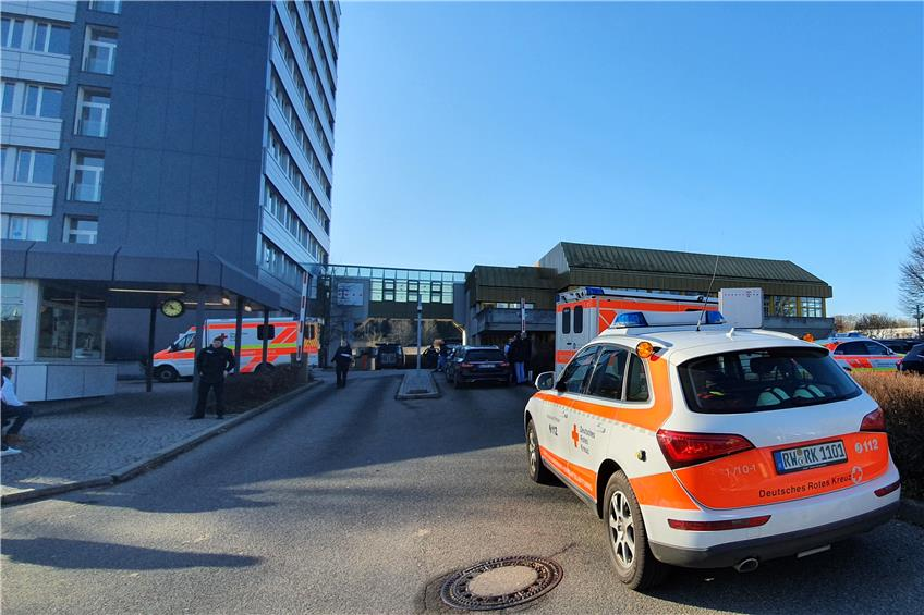 Messerangriff im Jobcenter in Rottweil Polizei nimmt 58-jährigen mutmaßlichen Täter fest