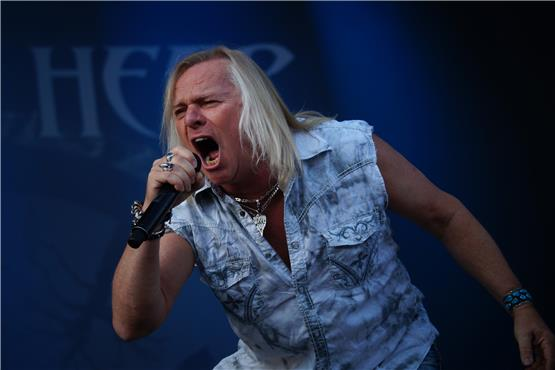 Rock of Ages: Uriah Heep holen Headliner-Show nach